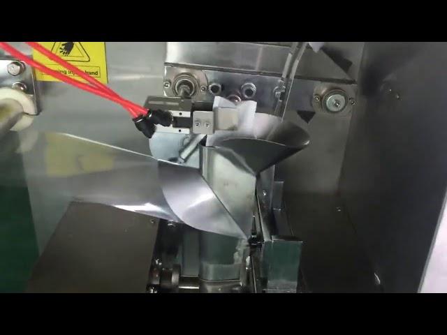 1-20 g automaattinen lipton-teetä kaksikammioinen teepussin pakkaus kone teetä varten
