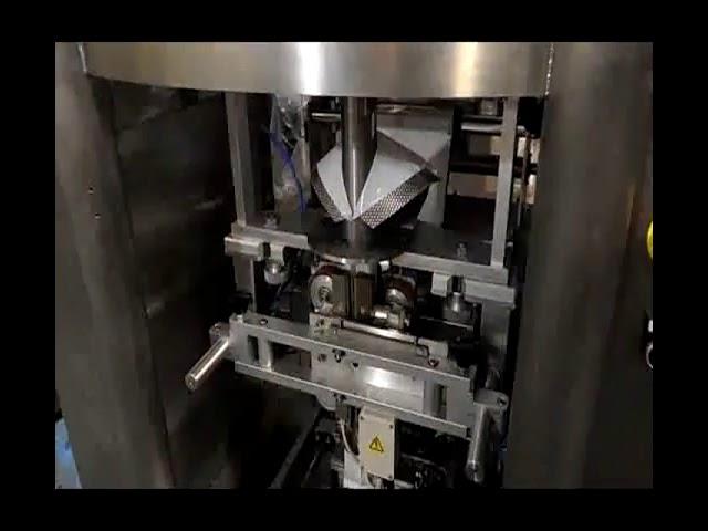1000 ml: n pystysuoran täytteen tiivistyskone, jonka paino on sokeri
