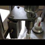 Automaattinen pystysuora lomake Täytä ja sulje koneen muoviputken täyttö- ja tiivistyslaite