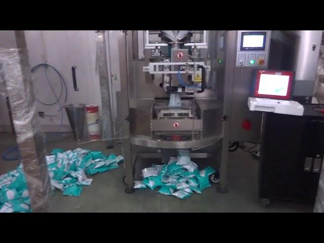 Automaattinen pystysuora lomake Täytä tiiviste pakkaus kone VFFS