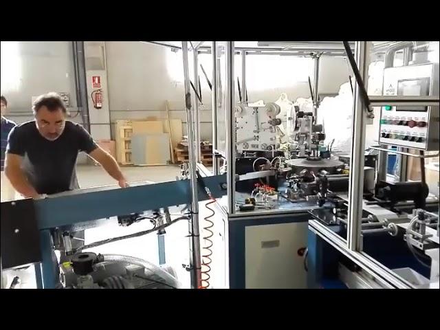 Automaattinen pystysuora muoto täyttämällä tiivistys jogurtti kuppi rakeiden pakkaus kone