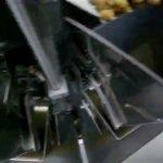 Paras hinta pystysuora automaattinen punnitus ranskalaiset perunat tiivistys pakkaus kone