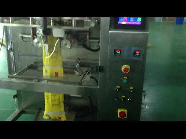 CE-hyväksytty automaattinen sokerin pystysuuntainen pussipakkauskone