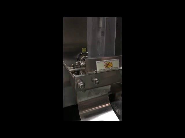 Automaattinen nestepussin mineraalivesipussin täyttöpakkaus