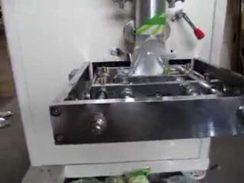 Tehtaan hinta Automaattinen pieni pussi pigmentti jauhe pakkaus kone