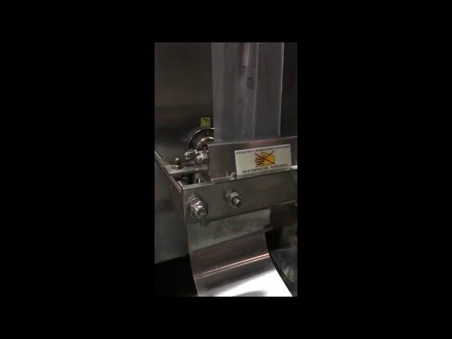 Korkealaatuinen automaattinen lomake Täytä tiivistepussin juominen puhdasta vettä pakkaava kone