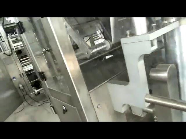 Monitoiminen ruoka vffs bulk päivämäärä seisomaan pussi seos pakkaus kone