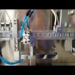 Suun neste- ja täyttölaitteiden muovinen ampulli, joka muodostaa täyttöeristyskoneen