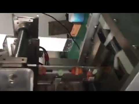 Muovipussi pussi nestemäinen Täyttö tiivistys pakkaus kone maito juoman soijakastike etikka