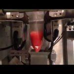 Ammattiteollisuus pystysuora pesuaine popcorn pakkaus kone