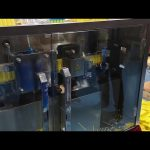 PVC PAPE R Suun nestemäinen täyttö- ja tiivistyskoneen muovinen ampulamuoto Täytä tiivistepakkauskone