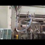 Sachet Pure Water Liquid Packing Machines Säkit täyttävä tiivistepakkauskone