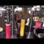 puoliautomaattinen muoviputken kerma täyttö- ja tiivistyskone lääketieteelliseen kermaan