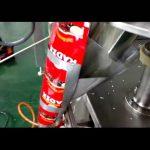 Pienyritysten pakkauskoneen volumetrinen kuppi täyteaine riisirakeiden pakkauskone