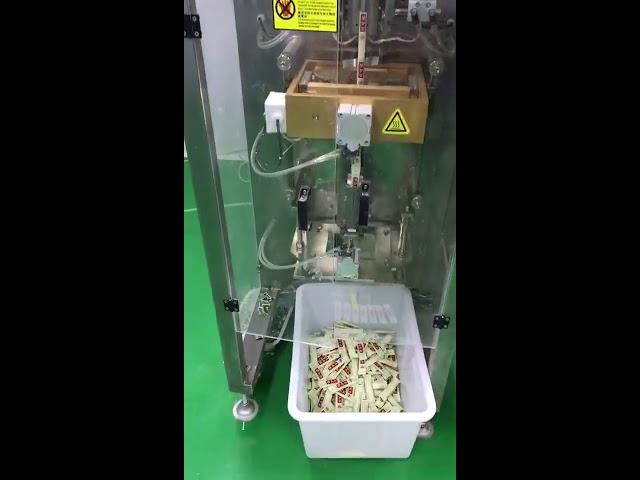 pieni vertikaalinen annospussi 3g 5g kahvijauheen pakkauskone automaattisesti