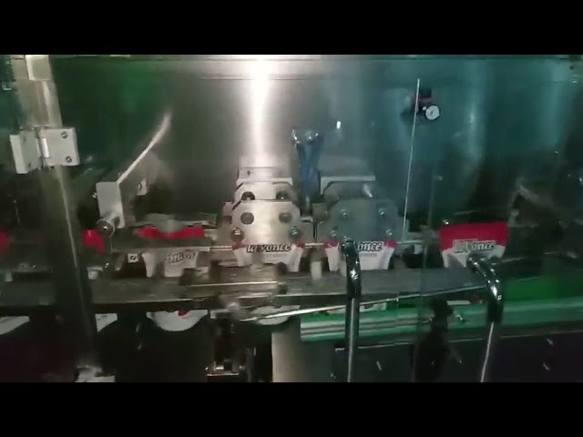 Tomaattipasta Sachet Ketchup Liquid Packing Machine Hinta