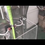 VFFS: n automaattinen sokeripitkäkotelo